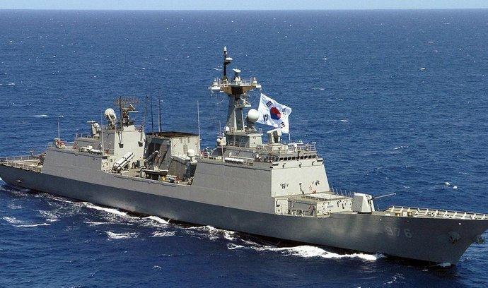 Loď jihokorejského námořnictva
