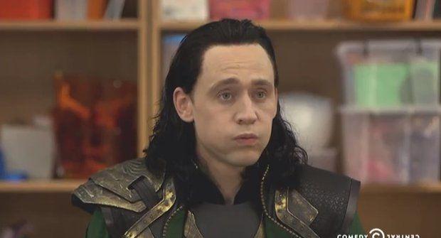 Kdo je lepší: Thor nebo Loki?