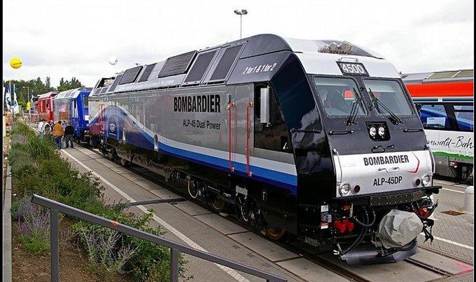 Lokomotiva Bombardieru