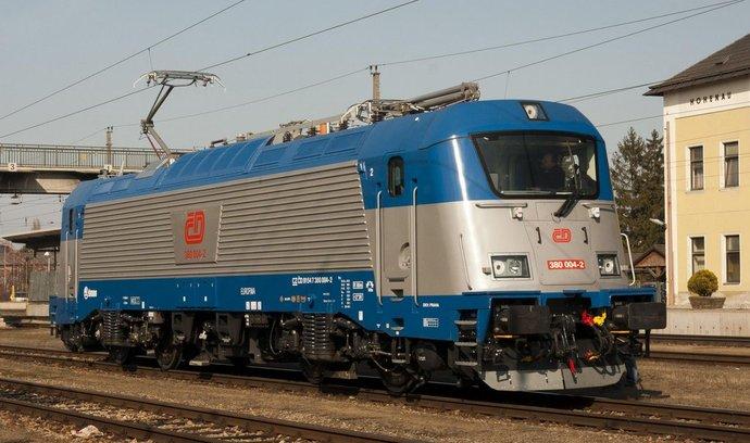 Lokomotiva Škoda 109E