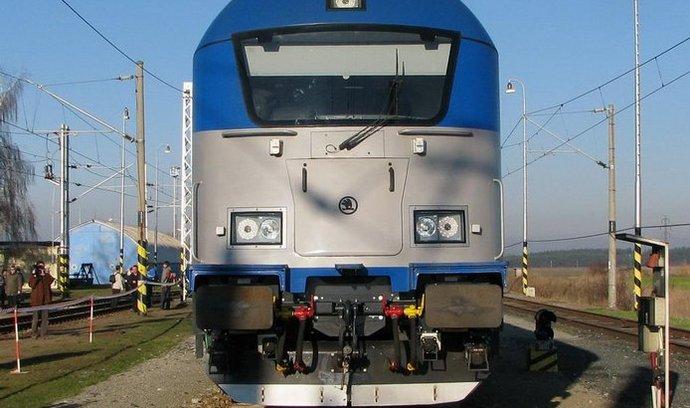 Lokomotiva ze Škody Transportation