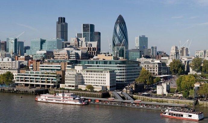 Londýnská čtvrť City