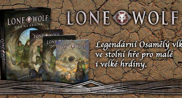 Lone Wolf – návrat legendy ve stolní hře na hrdiny