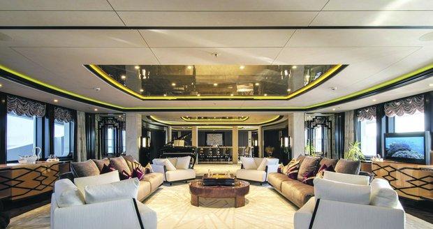 Lopezová s Affleckem trávili narozeniny na této luxusní jachtě