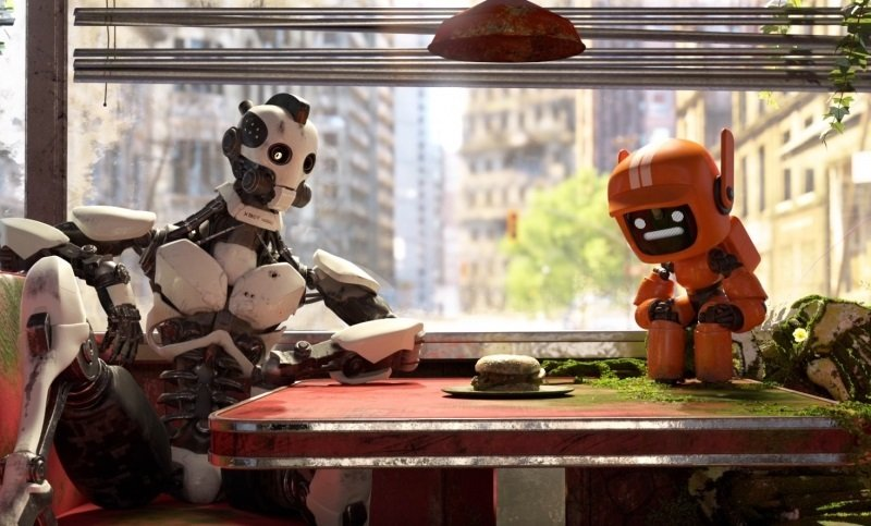 Momentka ze série Love, Death  Robots