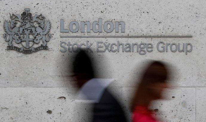 Londýnská burza na brexit těžce doplácí