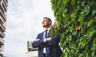 Koronakrize ukázala důležitost kapitálové vybavenosti firem, říká finanční ředitel Citibank Luboš Zítka