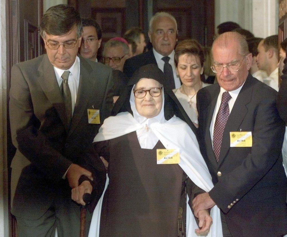 Panna Marie podle Lúcie předpověděla i atentát na papeže Jana Pavla II. v roce 1981.