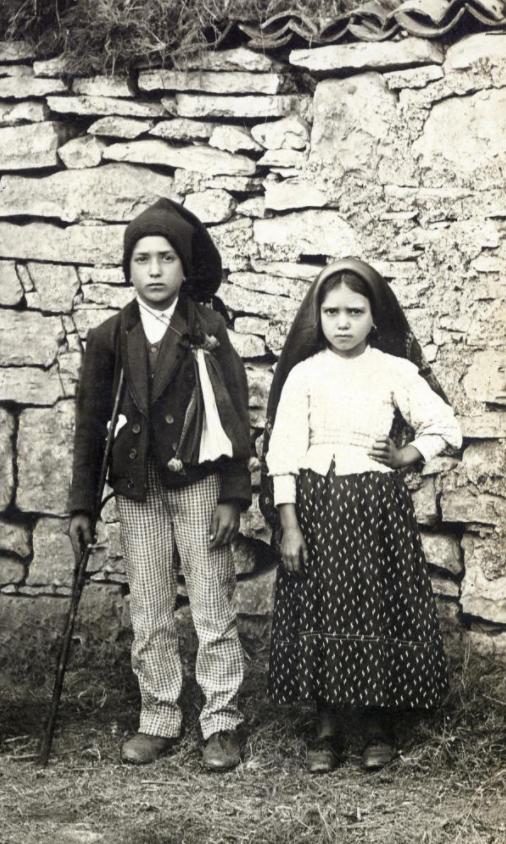 Lúcia dos Santos se jako malé děvčátko stala svědkem zázraku, o kterém si lidé vypráví dodnes.