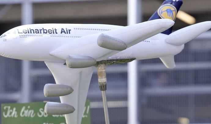 Lufthansa, ilustrační foto