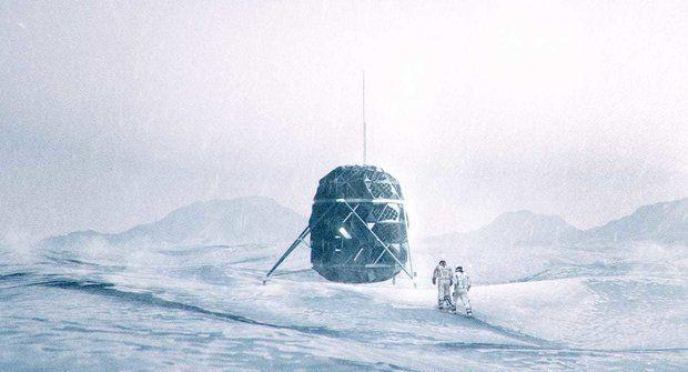 Kolonizace vesmíru: Dům s ambicí vyletět až na Měsíc