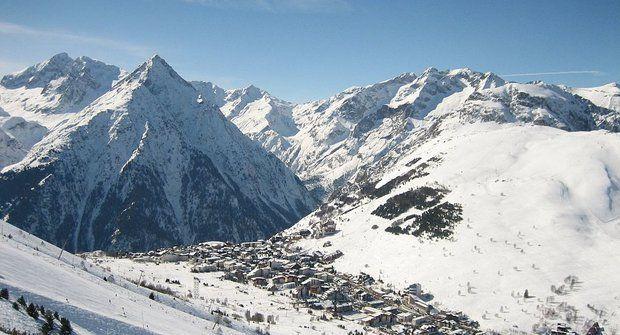 Nejšílenější místa na lyžování