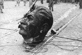 Před 65 lety vypuklo krvavé a také krvavě potlačené protikomunistické povstání …