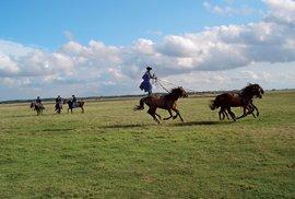 Dobré víno, nekonečné stepi a ušlechtilí koně. Vítejte na východě Maďarska
