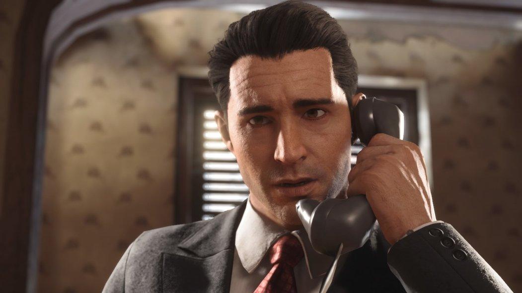 Screen z videohry Mafia 2.