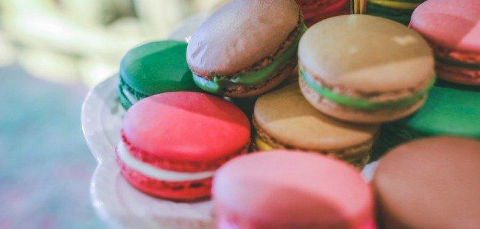 Makronky: podmaňte si hosty cukrářským skvostem