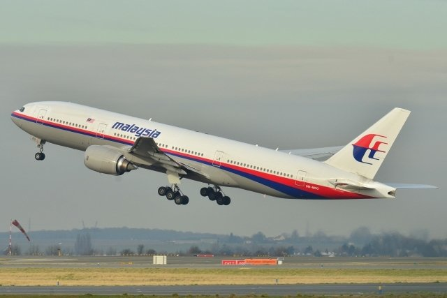 Malajsie, letadlo