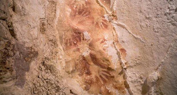 V jeskyních na Celebesu se našly nejstarší nástěnné malby