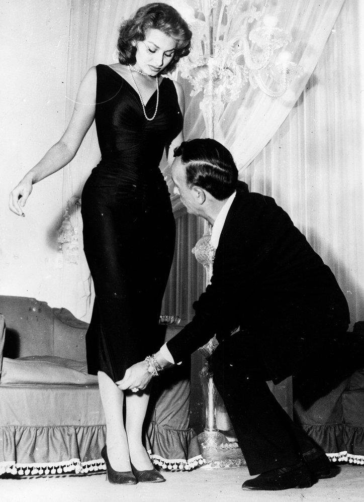Sophia Loren, rok 1955
