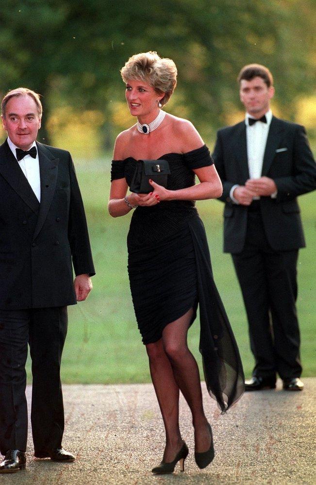 Princezna Diana, rok 1994