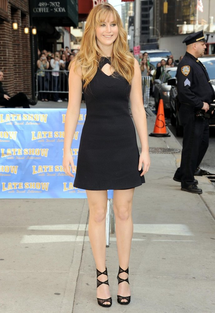 Jennifer Lawrence, rok 2012