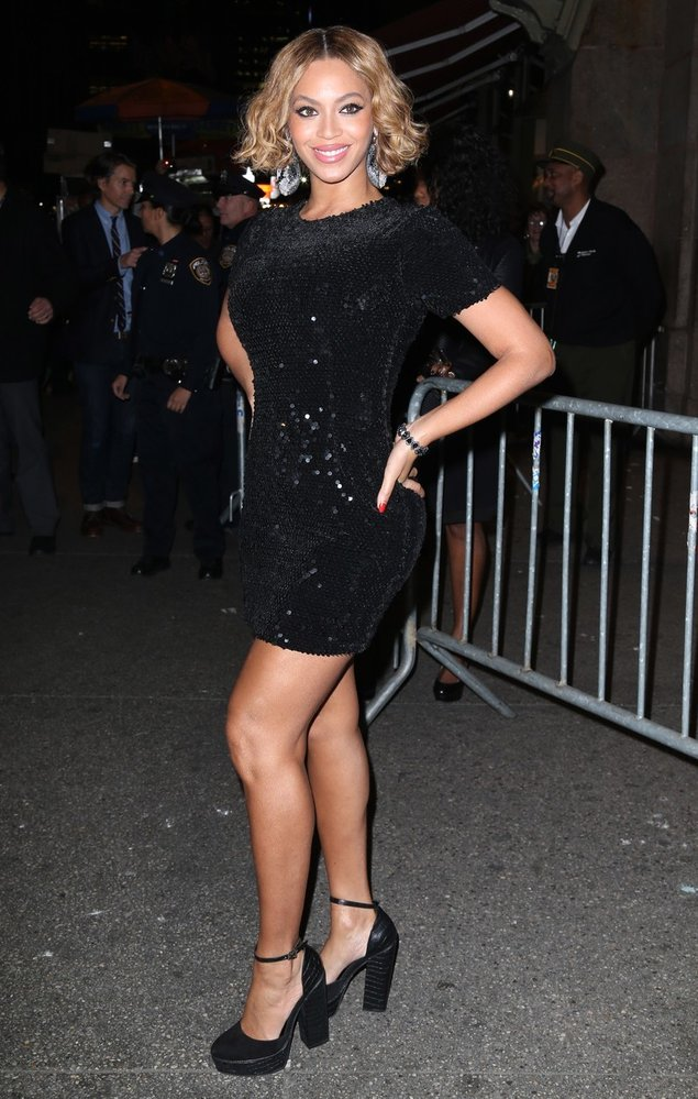 Beyoncé, rok 2014