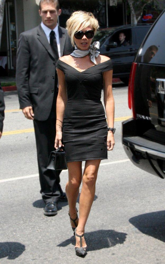 Victoria Beckham, rok 2007