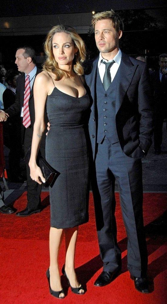 Angelina Jolie, rok 2007