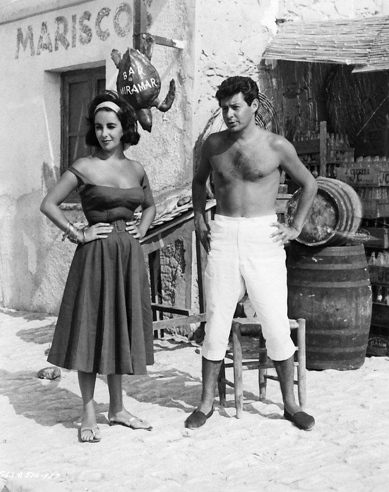Elizabeth Taylor, rok 1959