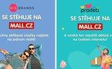 BigBrands i Proděti jsme přestěhovali na MALL.CZ a spustili tak největší nákupní svět s dětským zbožím