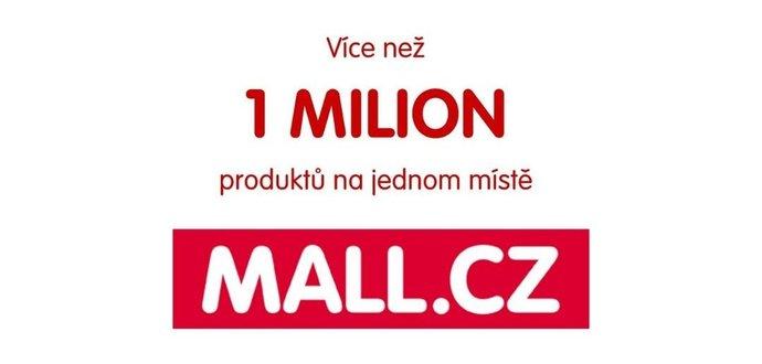 Na MALL.CZ jako prvním českém e-shopu nabízíme přes milion produktů