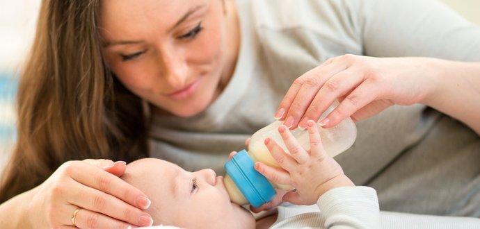Děti a mléko: když nestačí mateřské