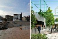 Místo tržnice vyrostlo na Andělu nové Manifesto. Místní se bouřili: Hluk a smrad!