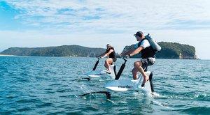První vodní kolo světa Manta5: Pro turisty i dobrodruhy