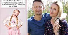 Manžel Adely Vinczeové překvapil: Mám dítě! Je mu 10 a má talent, chlubí se