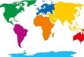 Akademie Lidé a Země: Kontinent versus světadíl