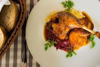 Kde se v Mariánských Lázních dobře najíst?