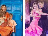 Marika Šoposká ve Stardance: Tohle je máma dvou dětí? Sambou v růžových šatech všechny okouzlila