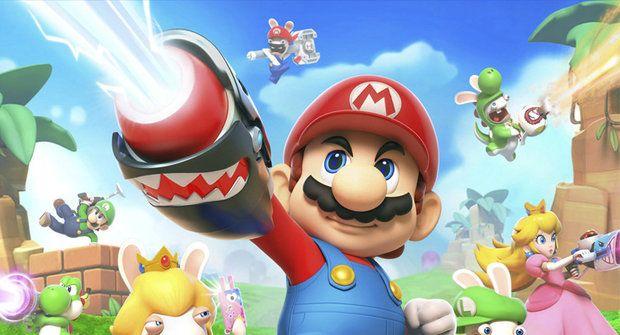 Gamesy v ABC 18/2017: Mario + Rabbids Kingdom Battle a Uncharted: The Lost Legacy
