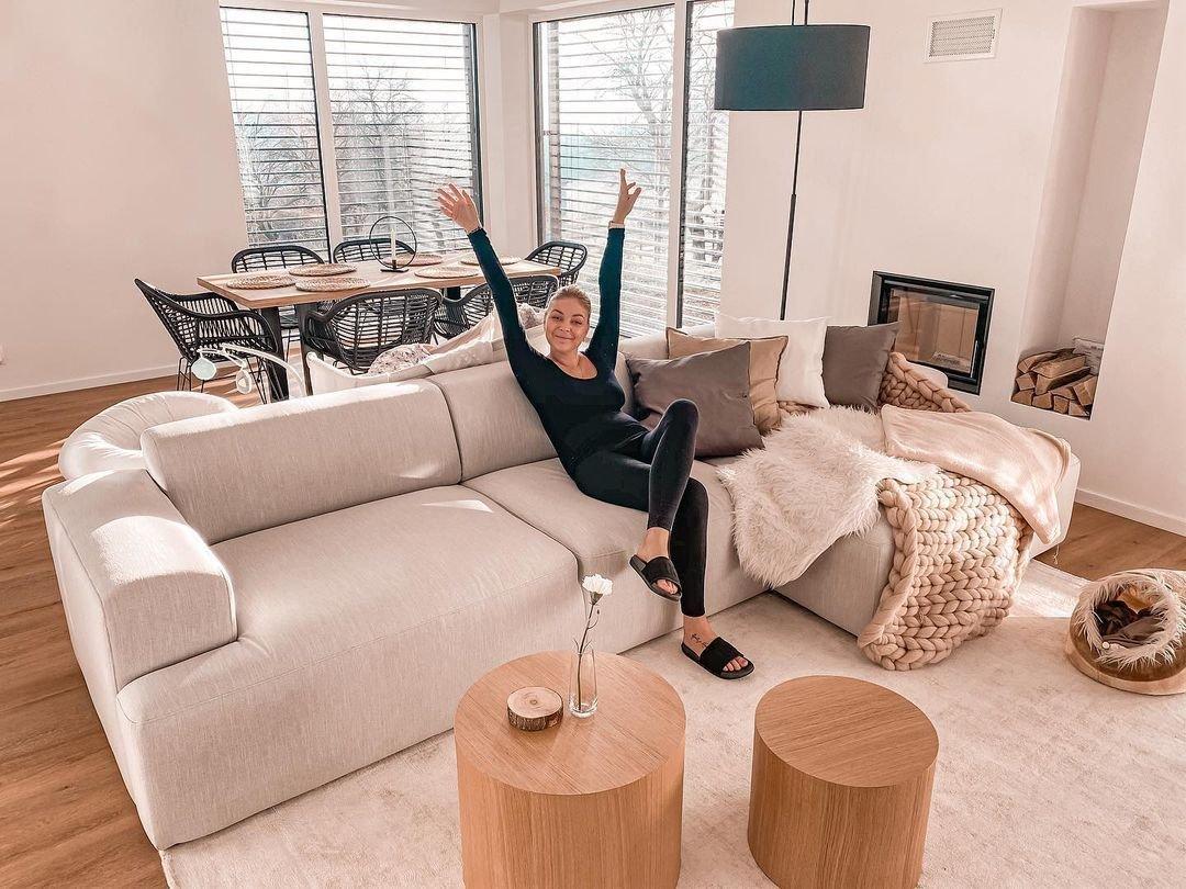 Markéta Konvičková má už své bydlení