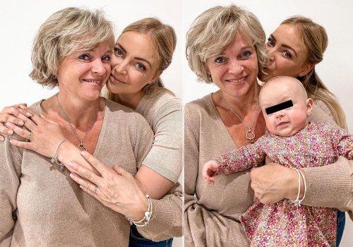 Markéta Konvičková s maminkou jako kdyby si z oka vypadly!