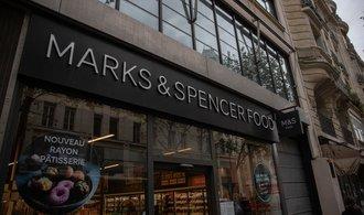 Marks & Spencer zavře více než polovinu svých prodejen ve Francii. Viní z toho brexit