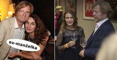 Maroš Kramár (62) konečně ukázal krásnou přítelkyni (36)! Je to mladší kopie exmanželky