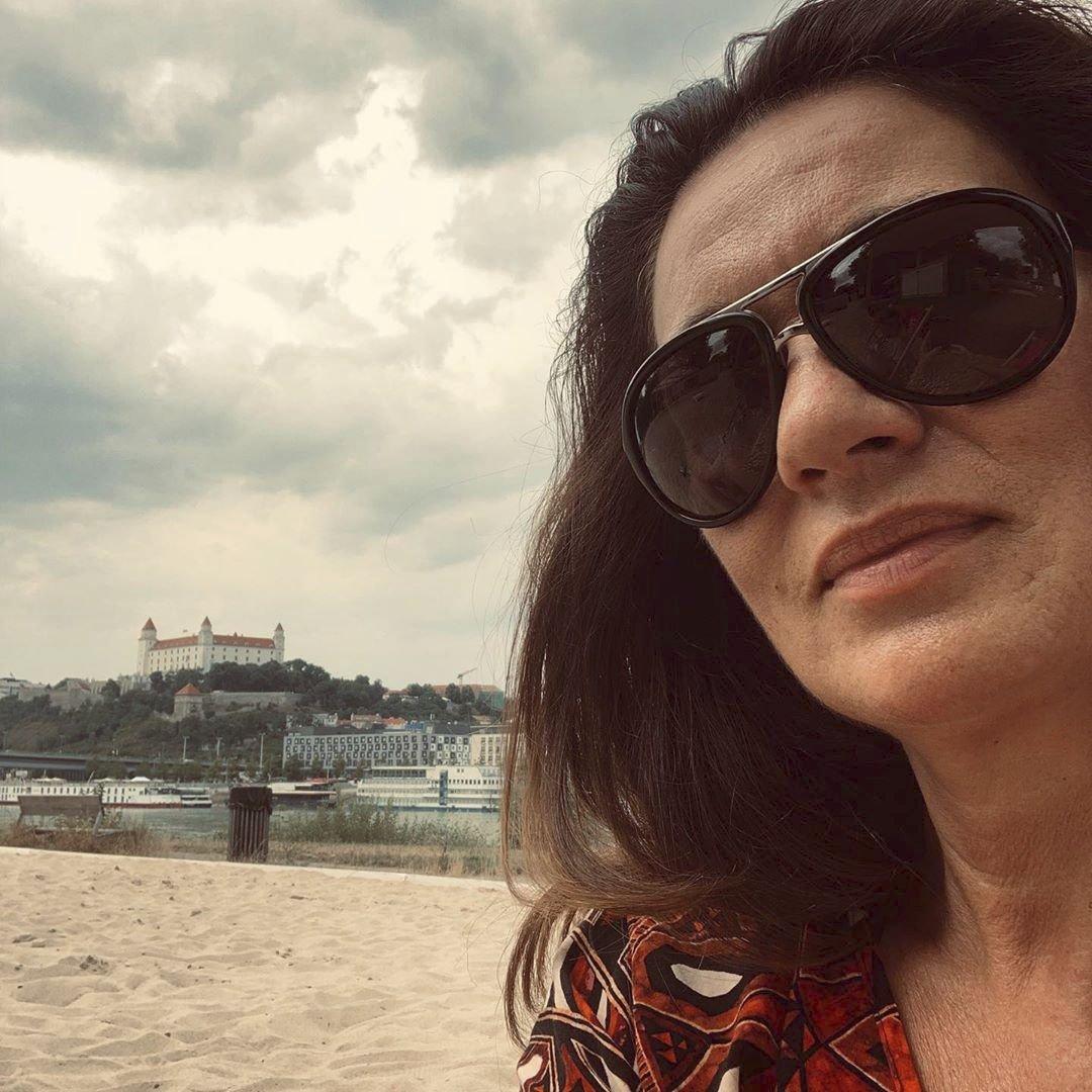 Kramárova exmanželka Nataša Nikitinová