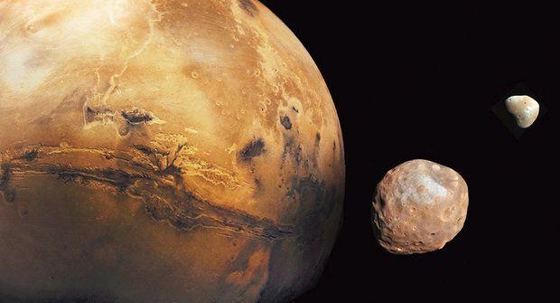 Telefonát z Marsu: Češi můžou poslat vzkaz z rudé planety