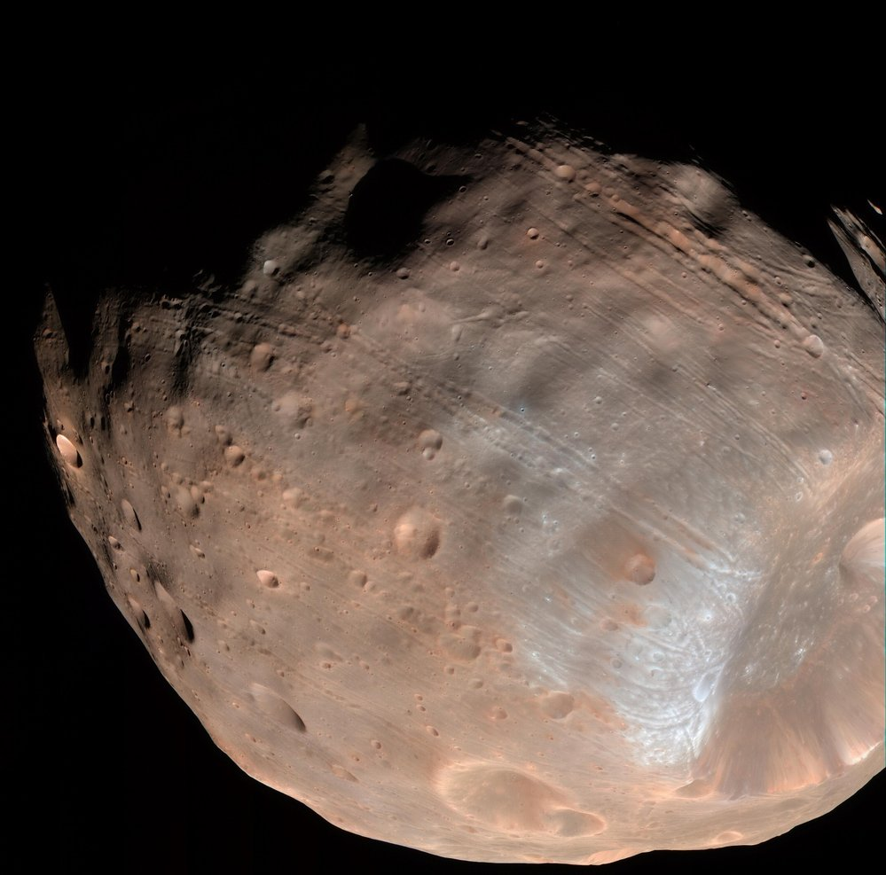Měsíc Phobos