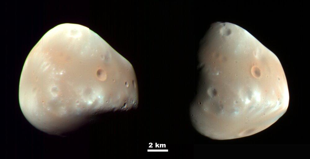 Měsíc Deimos