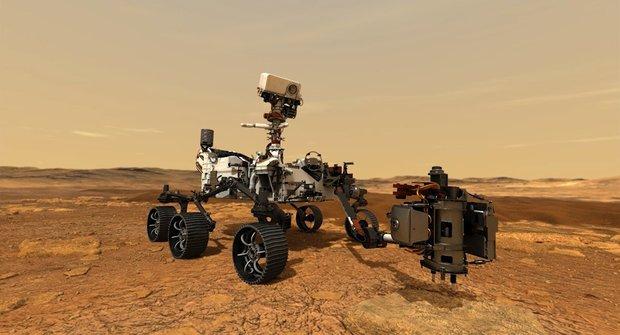 Dostaneme na Zemi kousek Marsu? První pokus o odběr nevyšel
