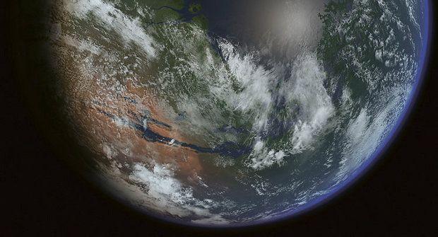 Terraformace Marsu: Poptávka po CO2