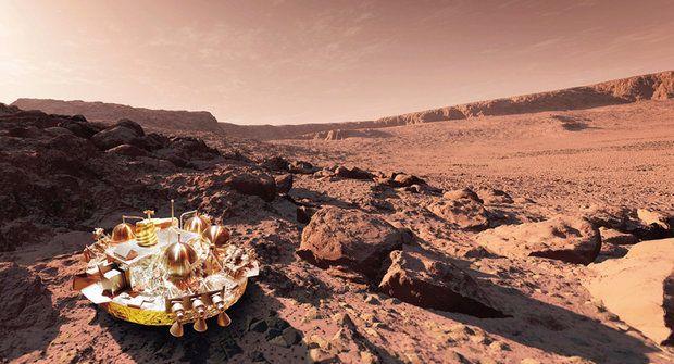 Češi na Marsu: Jsme tam!